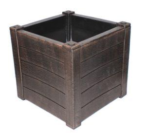 Кашпо (ящик) из морозостойкого пластика