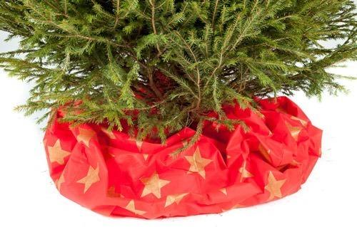 Коврик-мешок для елки